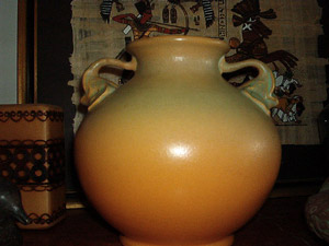 Antique Pottery Vase - HGRA.net | Nothing is what it seems to be