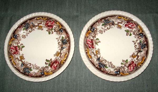 Johnson Brothers England \ Devonshire\  & George\u0027s Vintage Pottery - Dinnerware